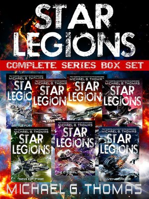 cover image of Star Legions