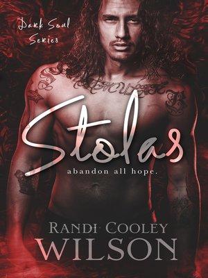 cover image of Stolas / a Dark Soul Series Novel