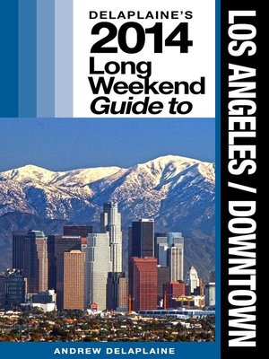 cover image of Los Angeles / Downtown