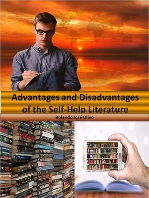 cover image of Advantages and Disadvantages of the Self-Help Literature