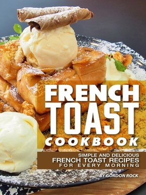 cover image of French Toast Cookbook