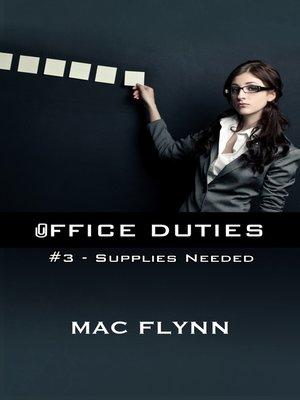 cover image of Office Duties #3 (Demon Paranormal Romance)