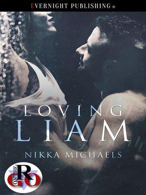 cover image of Loving Liam