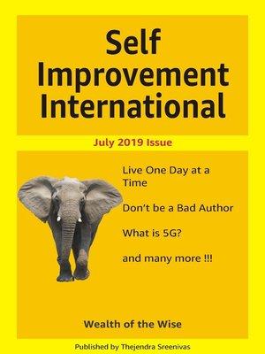 cover image of Self Improvement International