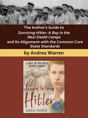 cover image of The Author's Guide to Surviving Hitler