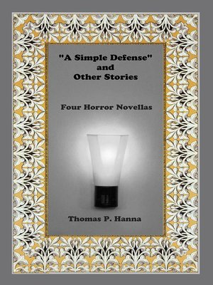 """cover image of """"A Simple Defense"""" and Other Stories"""