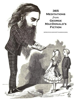 cover image of 365 Meditations from George MacDonald's Fiction