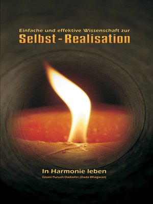 cover image of Simple & Effective Science For Self Realization (In German)