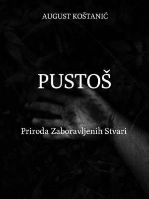 cover image of Pustoš