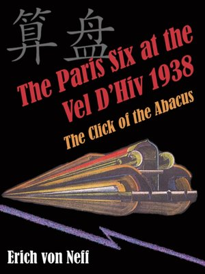 cover image of The Paris Six at the Vel D'Hiv 1938