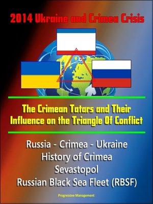 cover image of 2014 Ukraine and Crimea Crisis