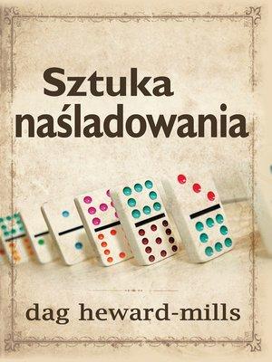 cover image of Sztuka Naśladowania