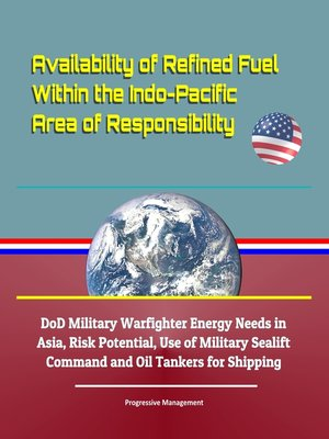 cover image of Availability of Refined Fuel Within the Indo-Pacific Area of Responsibility