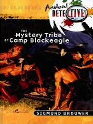 cover image of The Mystery Tribe of Camp Blackeagle