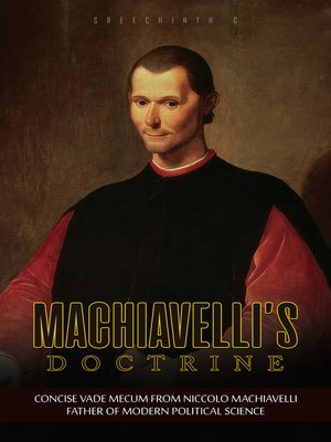 cover image of Machiavelli's Doctrine