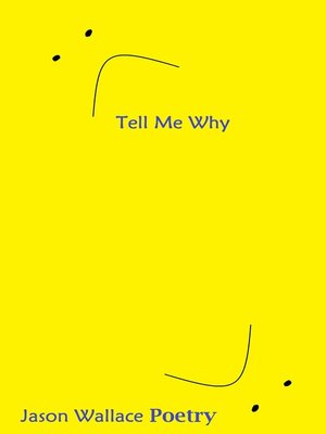 cover image of Tell Me Why