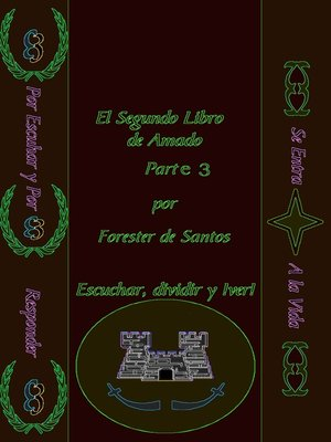 cover image of El Segundo libro de Amado Parte 3
