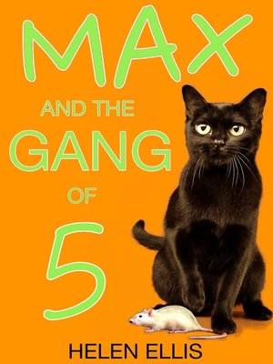 cover image of Max and the Gang of Five