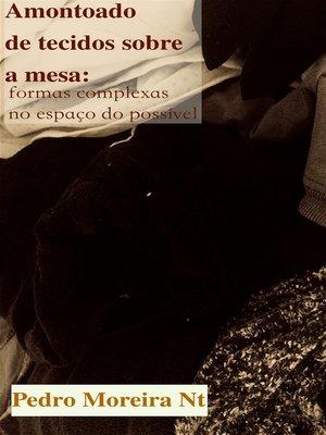 cover image of Amontoado De Tecidos Sobre a Mesa