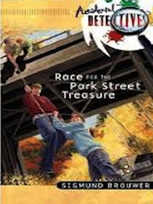 cover image of Race For the Park Street Treasure