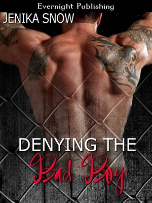 cover image of Denying the Bad Boy