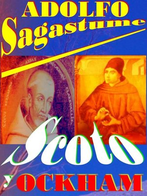 cover image of Scoto y Ockham