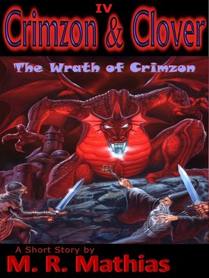 cover image of Crimzon & Clover (#4 the Wrath of Crimzon)