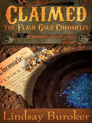 cover image of Claimed (The Flash Gold Chronicles, #4)
