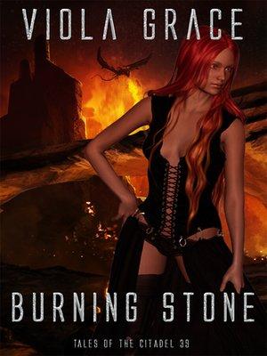 cover image of Burning Stone