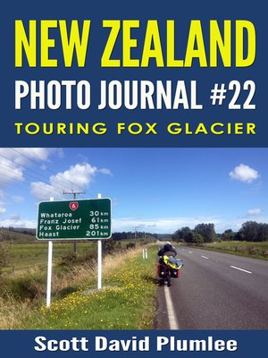 cover image of New Zealand Photo Journal #22