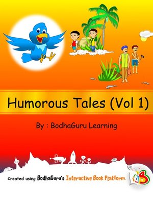cover image of Humorous Tales (Vol 1)