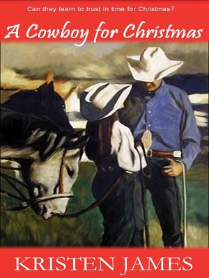 cover image of A Cowboy For Christmas