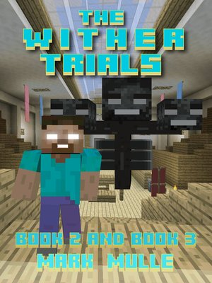 cover image of The Wither Trials, Book 2 and Book 3