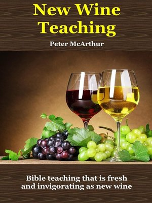 cover image of New Wine Teaching