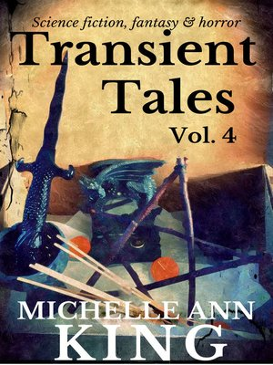 cover image of Transient Tales Volume 4