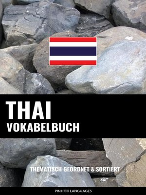 cover image of Thai Vokabelbuch