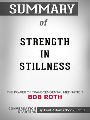 cover image of Summary of Strength in Stillness