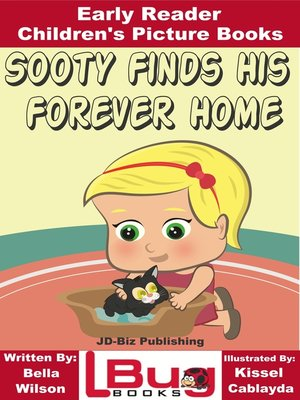 cover image of Sooty Finds His Forever Home