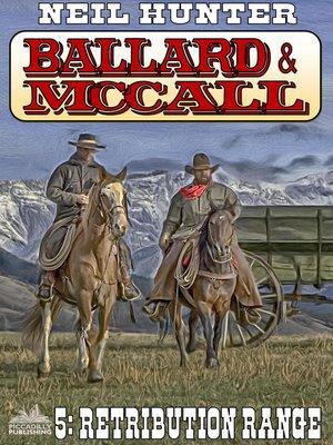 cover image of Ballard and McCall 5