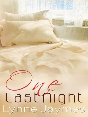 cover image of One Last Night