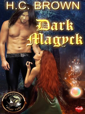 cover image of Dark Magyck