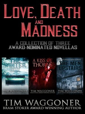 cover image of Love, Death, and Madness