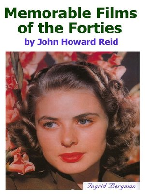 cover image of Memorable Films of the Forties