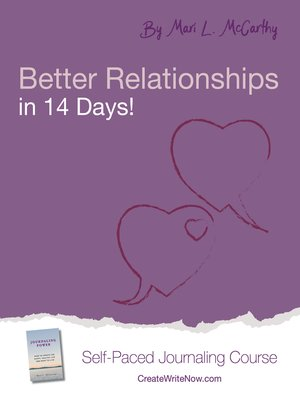 cover image of Better Relationships in 14 Days!
