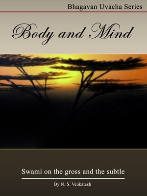 cover image of Body and Mind