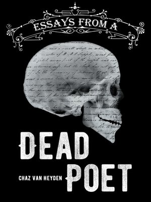 cover image of Essays From a Dead Poet
