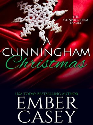 cover image of A Cunningham Christmas