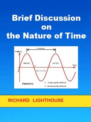 cover image of Brief Discussion on the Nature of Time