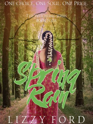 cover image of Spring Rain (#4, Witchling Series)