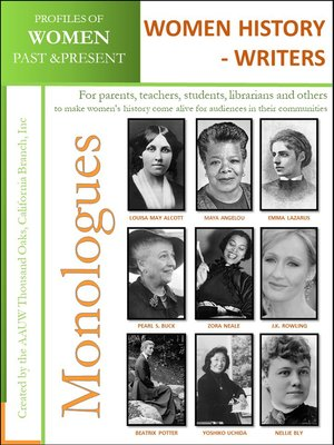 cover image of Profiles of Women Past & Present